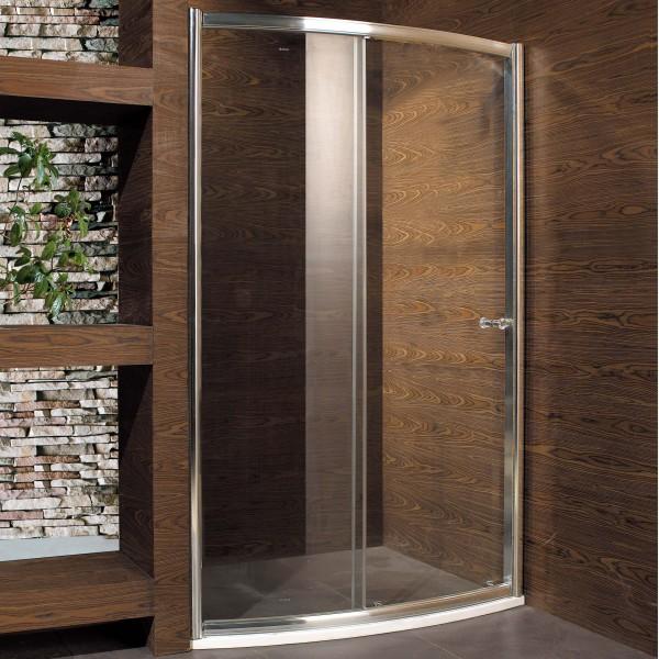 Душевая дверь в нишу STURM Motion 1300x1900 прозрачные стекла. Хром ST-MOTI13-NTRCR