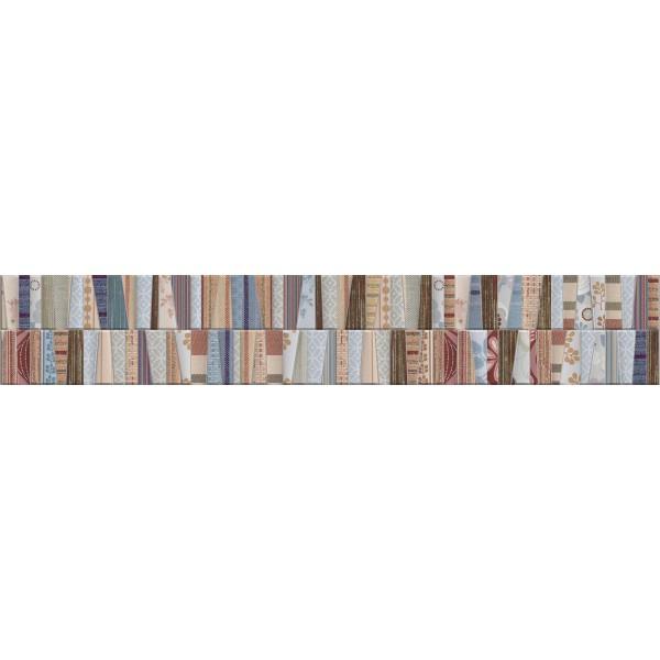 Плитка настенная керамическая Patchwork Hd 15x90