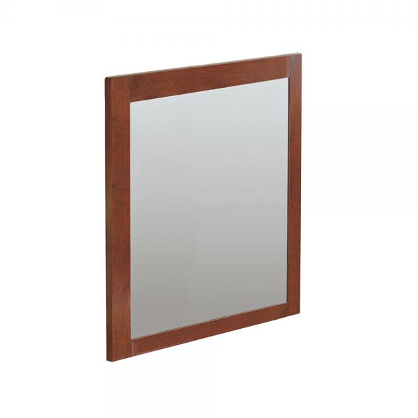 Зеркало Rosa 700x985 мм в деревянной раме. Цвет Nut FCRLS070-N