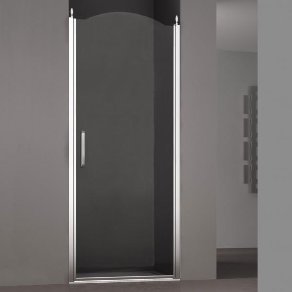 Душевая дверь в нишу STURM Schick Right 800x1950/2050 прозрачные стекла. Хром LUX-SCHI08-RTRCR