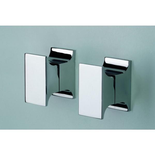 Дизайнерский смеситель для ванны и душа Ritmonio Type-face M0BA3450TSC