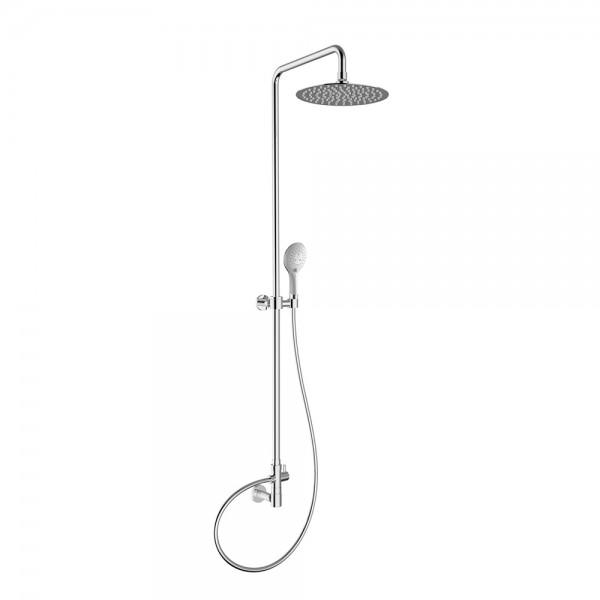 Душевая колонна STURM Air с верхним и ручным душем (скрытое подключение к смешанной воде), хром ST-AIR-15073-CR