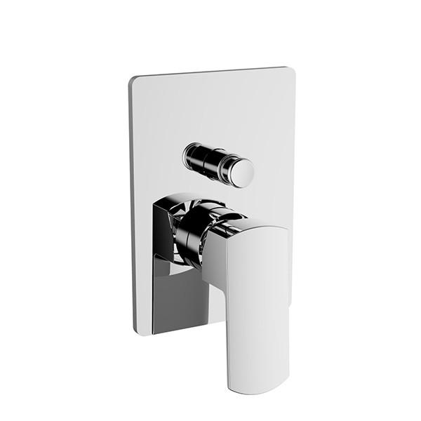 Смеситель для ванны/душа STURM Arista встраиваемый с переключателем, хром ST-ARI-134090-CR