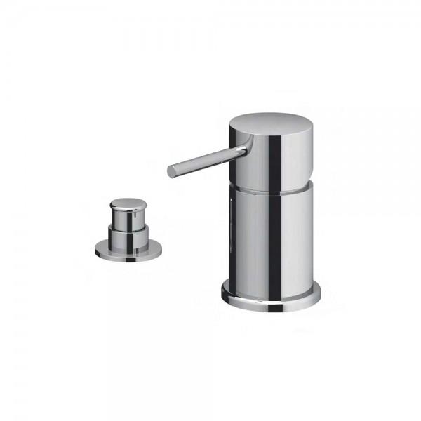 Смеситель для ванны STURM Daiquiri на 2 отв. (на горизонтальную поверхность), хром, ST-DAI-45182-CR