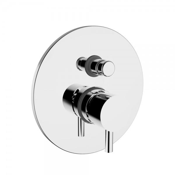Смеситель для ванны/душа STURM Daiquiri встраиваемый с переключателем, хром ST-DAI-94090-CR