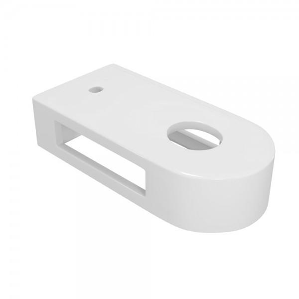 Полотенцедержатель STURM Glob, керамический 200х420х100 мм, белый, ST-GL312081-NBN