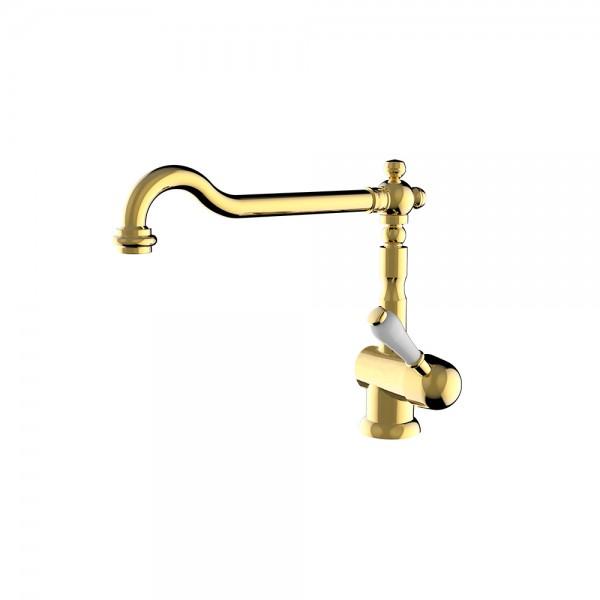 Смеситель для кухни STURM Zona di Gusto, золото ST-GUS-86036-GL