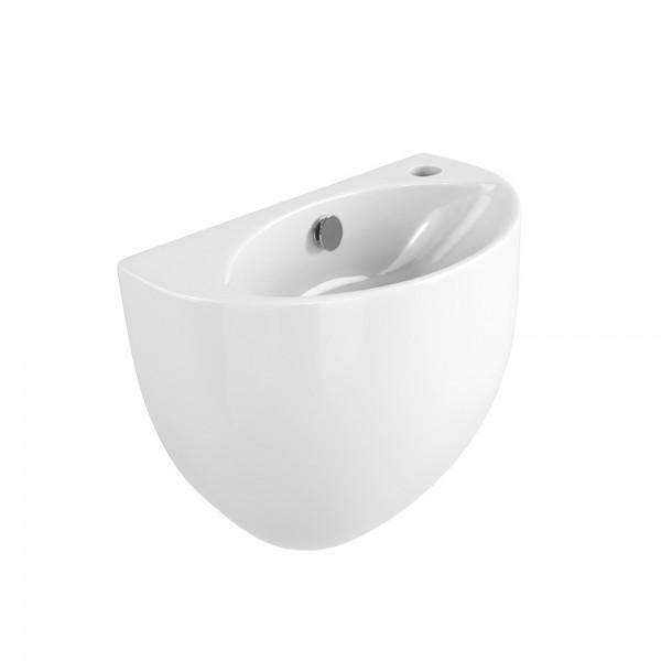 Раковина подвесная STURM Omega 40х30.5 см, белая ST-OM564011-CR