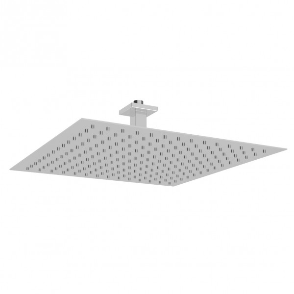 Верхний душ STURM Razzo квадратный 250x250 мм с потолочным кронштейном L=40 мм, хром ST-RAZ-125242-CR