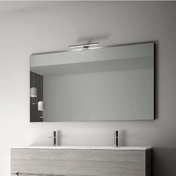 Зеркало STURM Specchiere 100x70 см со светильником, хром ST-SPD100-CR