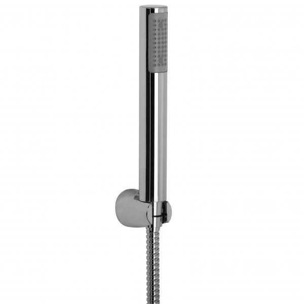 Душевой набор STURM Universal лейка, мелаллический шланг 150 см и держатель, хром  ST-UN061-CR