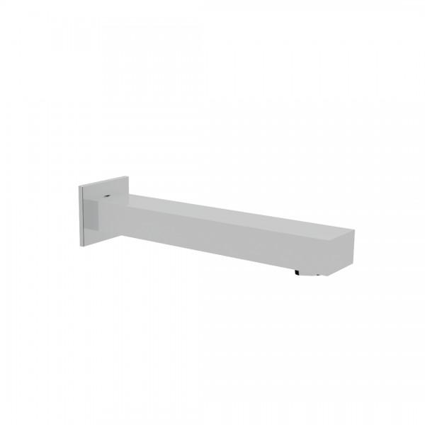 Излив STURM Universal из стены L=222 мм (фланец 60x50 мм) для ванны/раковины, хром ST-UN3140-CR