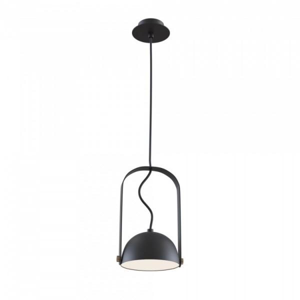 Светильник подвесной STURM Kurt, светодиодный D151H274/1224 (LED 1*6W 3000k 210lm), черный, STL-KUR022911