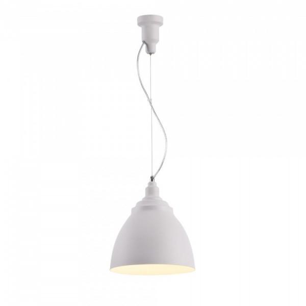 Светильник подвесной STURM Oslo, D250H400/1897 (1*E27 60W), белый, STL-OSL022945