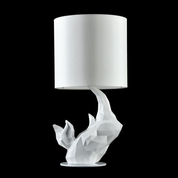 Светильник настольный STURM Reims, D240H485 (1*E14 40W), белый, STL-REI022875