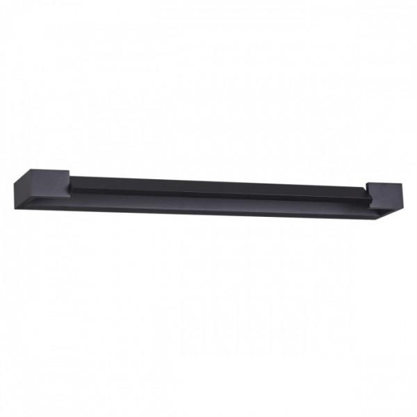 Светильник настенный STURM Toy, светодиодный, поворотный, 60х10x4,2 cм, LED 1*18W 4000k 1700lm, IP44, черный, STL-TOY024021