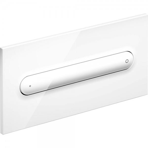 Панель смыва STURM SVG двойная пластиковая, белая SVG-ADV30108-BN