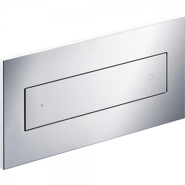 Панель смыва STURM SVG двойная пластиковая с прямоугольной клавишей на двойной смыв, хром SVG-ADV30252-CR