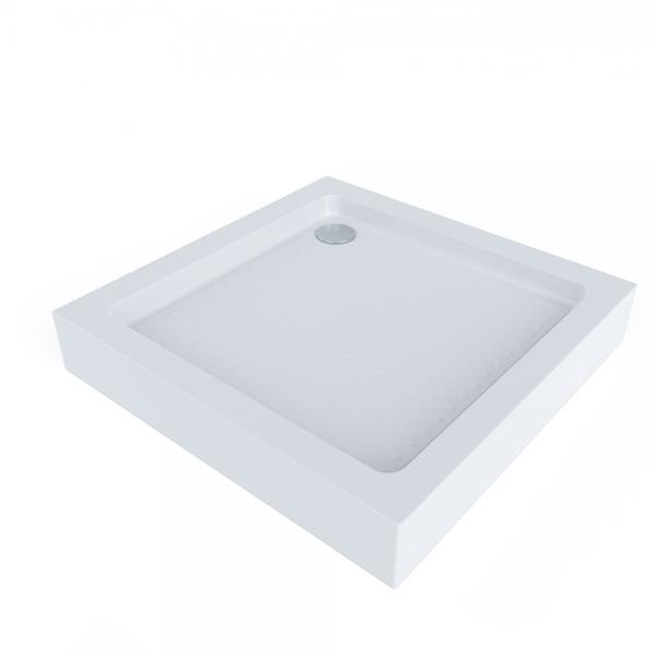 Душевой поддон STURM DW Melody 800x800x70 квадратный, белый DW-MELO080807-NWT